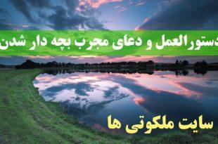 دستورالعمل و دعای مجرب بچه دار شدن از امام محمد باقر (ع)
