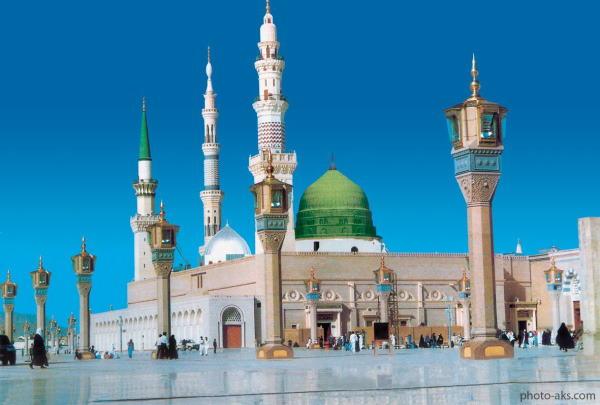 تعبیر خواب زیارت حرم پیامبر خدا - تعبیر گفتن اسم حضرت محمد با صدای بلند