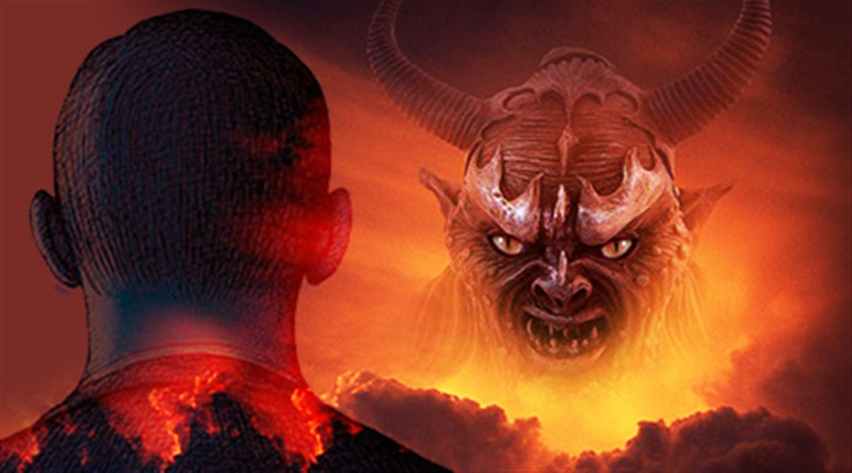 تعبیر خواب شیطان و ابلیس - تعبیر شکست دادن شیطان در خواب