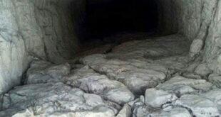 رمزگشایی گنج و دفینه در چاه های با چیدمان سنگی