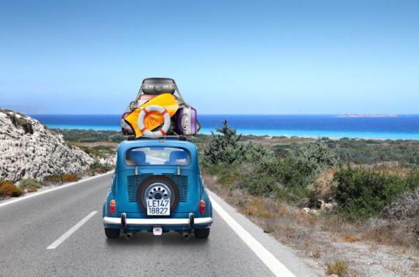 ذکر مسافرت رفتن و حفظ از بلا در مسافرت و دفع خطرات در سفر