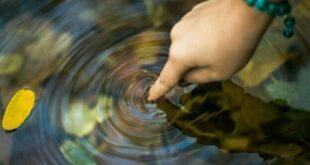طلسم محبت در آب روان برای افزایش محبت و جلب عشق و محبت